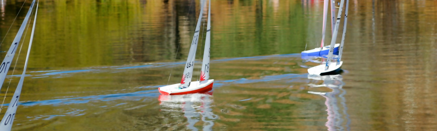 Racing - Central Park Model Yacht Club - Central Park Model